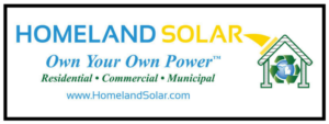 Homeland Solar Logo with Box